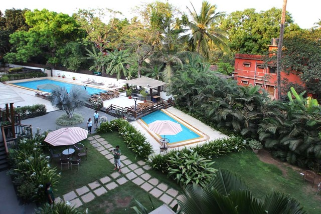 Nagoa Grande Resort & SPA, Goa